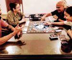 Lockdown diaries: Anushka Sharma plays boardgame with Virat, her parents