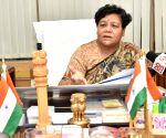 Anusuiya Uikey, Harichandran named Andhra, Chhattisgarh Governors