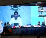 Free Photo: AP CM calls on town planners for futuristic solutions.