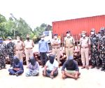 Andhra police arrest 4 red sanders smugglers