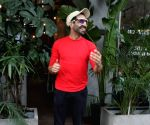 Aparshakti Khurana at Kitchen Garden, Juhu