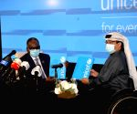 Free Photo: APC chief Rashed appointed UNICEF's 1st national ambassador from UAE.