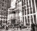 Apple crosses $100 billion in quarterly revenue for 1st time