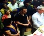 Apple CEO Tim Cook pays obeisance at Siddhivinayak temple