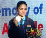 Apurvi, Divyansh shoot 10-metre gold at Meyton Cup