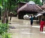 Bihar fears floods as heavy rains swell rivers