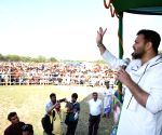 Tejashwi attacks Modi ahead of Bihar meeting