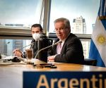 Argentina calls for 'solidarity multi-lateralism' to overcome pandemic