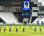 Argentina's national rugby team apologise for Maradona tribute