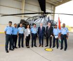 Arizona (US): Apache Guardian helicopter formally handed over to the IAF