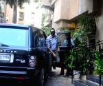 Arjun Rampal & Gabriella Spotted At Bandra