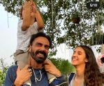 Arjun Rampal shares birthday wish as daughter Myra turns 16