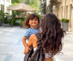 Arjun Rampal shares pics from Budapest vacay with girlfriend Gabriella, son Arik