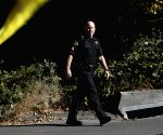 Armed man threatening California residents shot dead