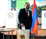 Armenia votes in snap parliamentary polls