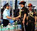 IAF's 83rd anniversary celebrations - Sachin