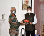 Free Photo: Army chief reviews security situation in NE India