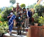 Free Photo: Army chief reviews security situation in NE India, install orphanage home