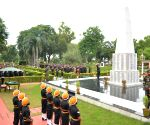 On 72nd Raising Day, Western Command remembers martyrs