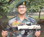 Free Photo: Army officer develops first indigenous 9 mm 'Machine Pistol