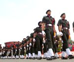 Army Ordnance Corps passing out parade