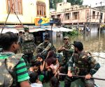 Army deployed for flood relief in Kota, Jhalawar