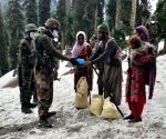 Army rescues stranded 'Bakarwal' family in J&K's Kishtwar