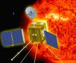 NASA-ESA Sun-watching spacecraft captures first solar eruption
