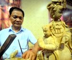 CHINA FUJIAN WOOD ART