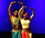 Artistes perform Hansika