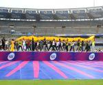 IPL 2018 opening ceremony - dress rehersals