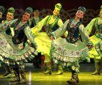 CHINA XINJIANG URUMQI DANCE FESTIVAL