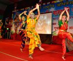 Artists perform during 23rd National Convention of Akhil Bharatbarshiya Marwari Sanmelan