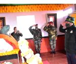 Free Photo: Arunachal erects war memorial for martyr of 1962 India-China war