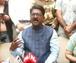 Shiv Sena allotted seats with the Opposition in Parliament