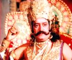 'Raavan'  Arvind Trivedi is nostalic watching 'Ramayan' re-run