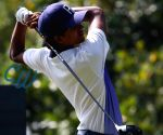 Gangavarapu takes early lead at Eagleton Champions golf
