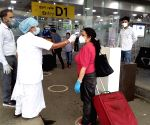 155 Indians deported by Kuwait land in Guwahati
