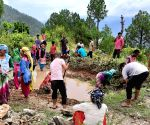 As mountain springs dry up, Uttarkashi women revive traditional chal-khals