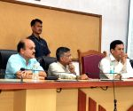 Sarbananda Sonowal discuss flood preparedness