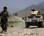 AFGHANISTAN KUNAR MILITARY OPERATION