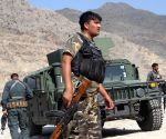 AFGHANISTAN KUNAR SUICIDE ATTACK LOCAL POLICE