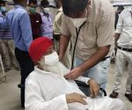 Asaram Bapu tests Covid positive; hospitalised