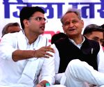 Rajasthan crisis: The story of a nose-diving Pilot and soaring Gehlot!