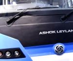 Ashok Leyland supplies bullet proof vehicle to IAF