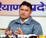 Ashok Tanwar extends support to JJP
