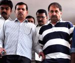 Ashwin Rao produced in court