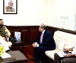 ABU Secretary General meets Prakash Javadekar