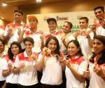 Boxing Federation of India felicitates  Asian Boxing Championship medalists