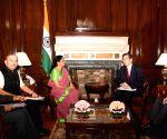 ADB President meets Nirmala Sitharaman